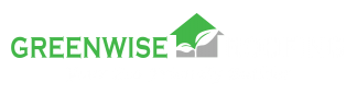 Green Wise Roofing Logo